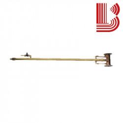 Linea RF/2000 sfiammatura lastre o superfici