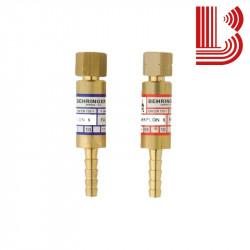 Valvole di sicurezza Nesplon 6/I con filtro antiritorno