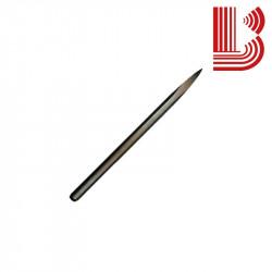 Subbia manuale acciaio fusto 6 mm
