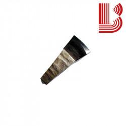 Tagliolo acciaio per martellina da mosaico