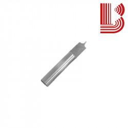Punta per pantografo raggio interno 2.7 mm per marmo