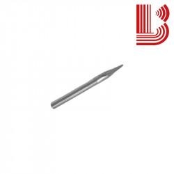 Punta con attacco cilindrico 14 mm - 3x30 mm