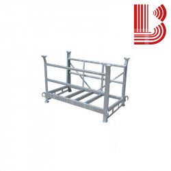 Contenitore in ferro zincato portata 2000 kg.