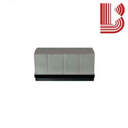 Pedrini magnesite 130 mm