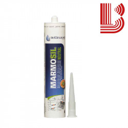 Marmosil silicone neutro 310 ml - Bellinzoni
