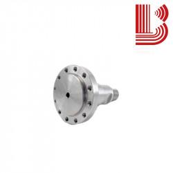Prolunga 1/2 GAS - Flangia per mola da sbanco 85 mm