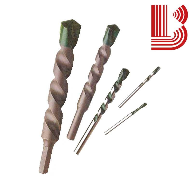 Punta a rotazione tipo verde per granito Ø3.5 mm