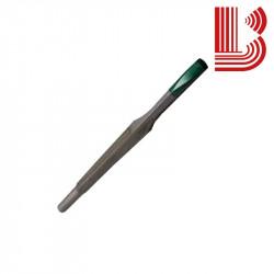 Unghietta in widia da 7 mm con Ø12.5 mm del tipo verde