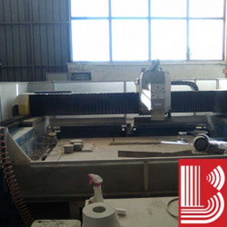 Centro di lavoro CNC CMS Brembana modello Junior