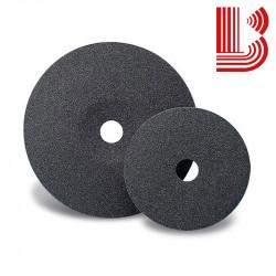 Sait Ø125 mm grana 24 disco abrasivo piano su fibra