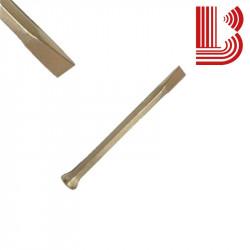 Scalpello per rigare manuale in widia 10 mm