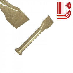 Scalpello per rigare manuale in widia 60 mm