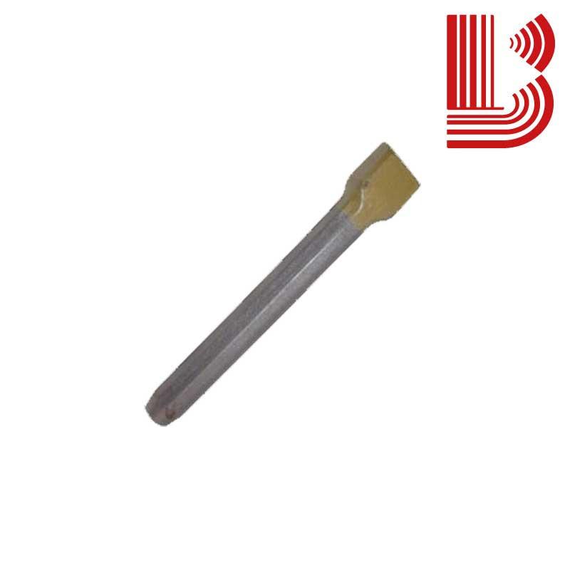 Scapezzatore in widia con lama da 25 mm manuale